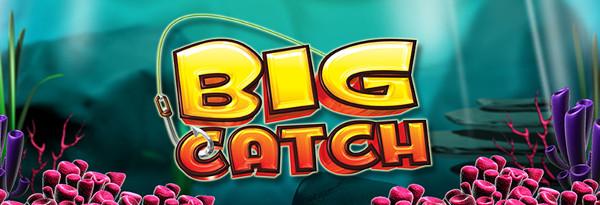 Игровой автомат Big Catch - поймай золотую рыбку которая исполняет желания