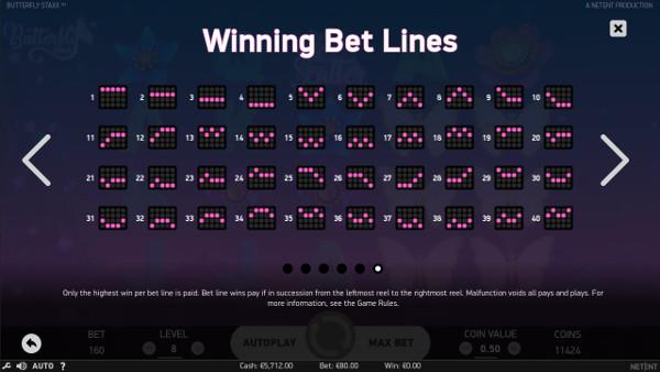 Игровой автомат Butterfly Staxx - играй в слоте бесплатно в СуперСлотс казино