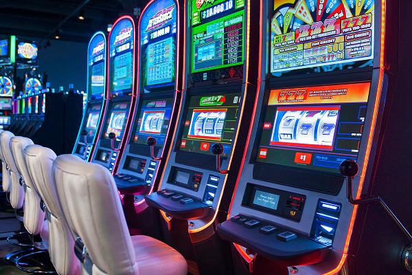 Интернет-казино и слоты с джек-потом
