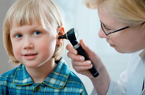 Исследование слуха