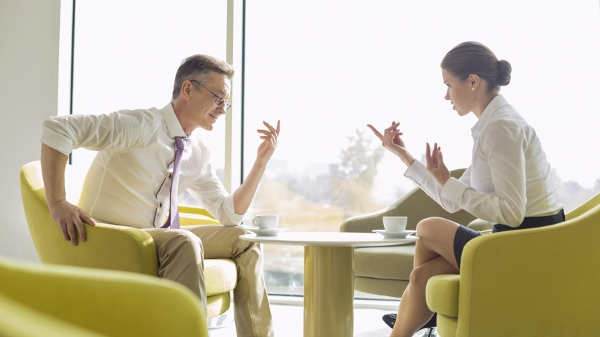 Внутренний стержень - как отстаивать свое мнение, не обижая других