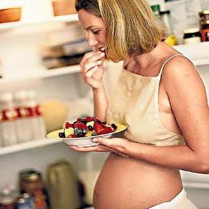 Здоровое питание для беременных женщин